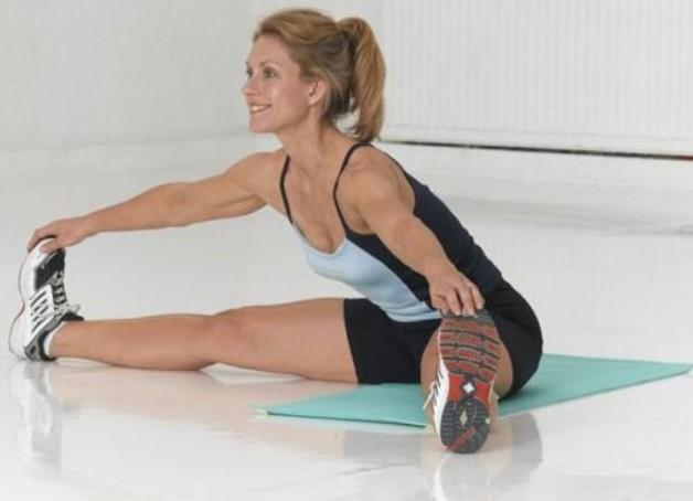 Як підтягнути м'язи ніг
