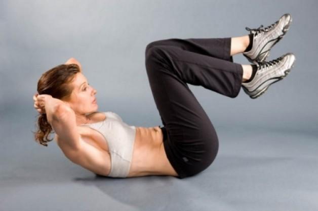 Прості вправи для швидкого схуднення