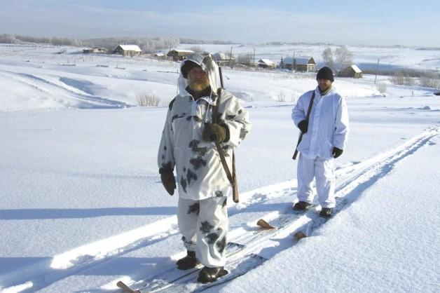 Як встановити кріплення на мисливські лижі