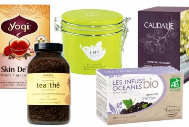 5 трав'яних напоїв для поліпшення стану шкіри