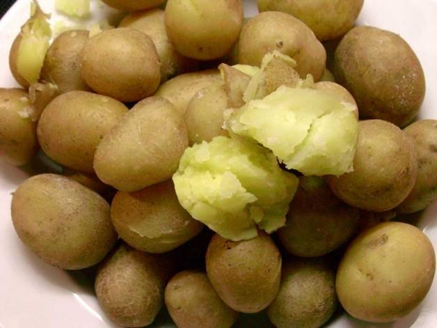 Корисні властивості картоплі