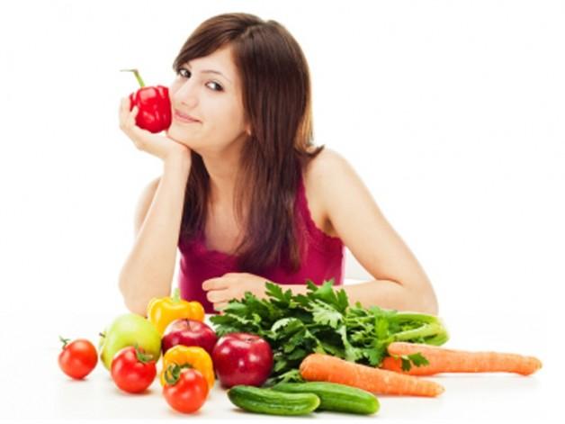 Вплив овочів на шкіру