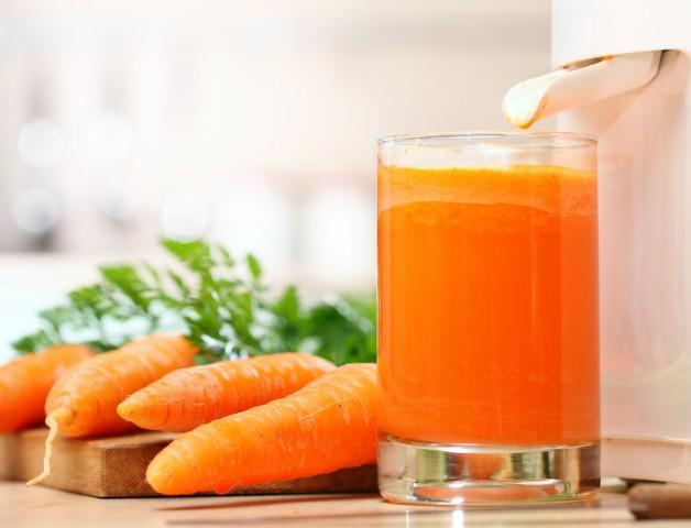 Кілька важливих фактів про морквяний сок