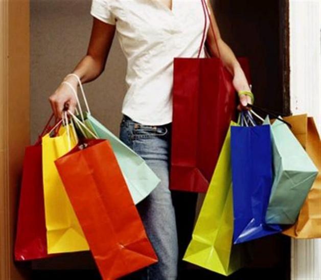 Передсвятковий шопінг позбавить від зайвих кілограмів