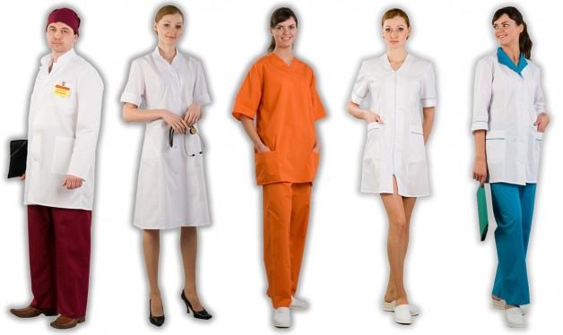 Одяг лікарів буде боротися з бактеріями