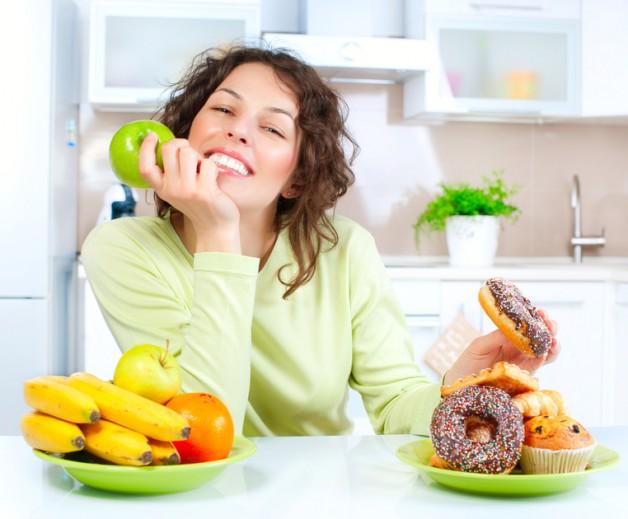 Дієта щоб похудати в животі