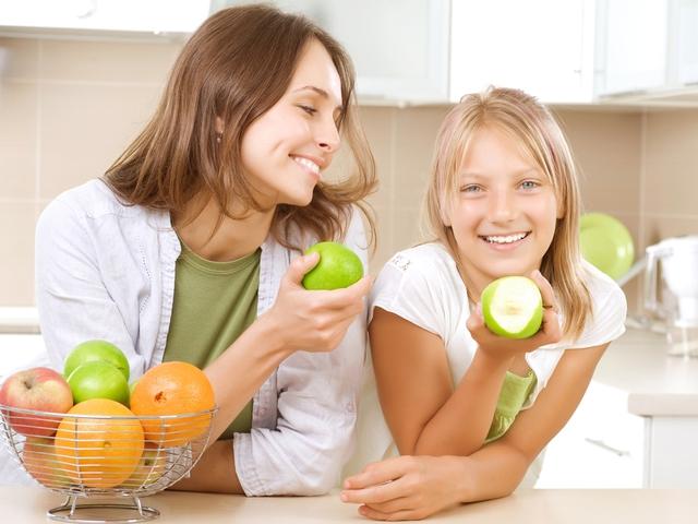 Диета для детей 12-16 лет быстро и безопасно сбрось лишнее!